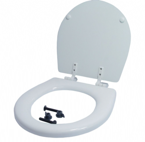 Jabsco Toilet Seat for Compact, Par and Compact Wooden Toilets